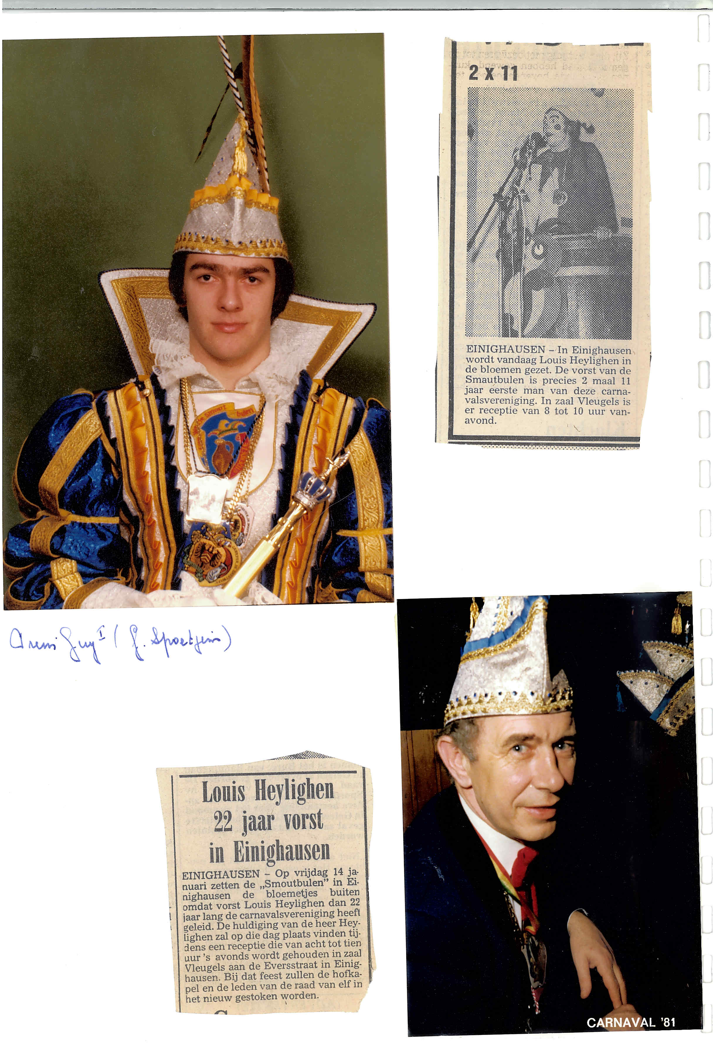 Fotoboek I Louis Heylighen p15
