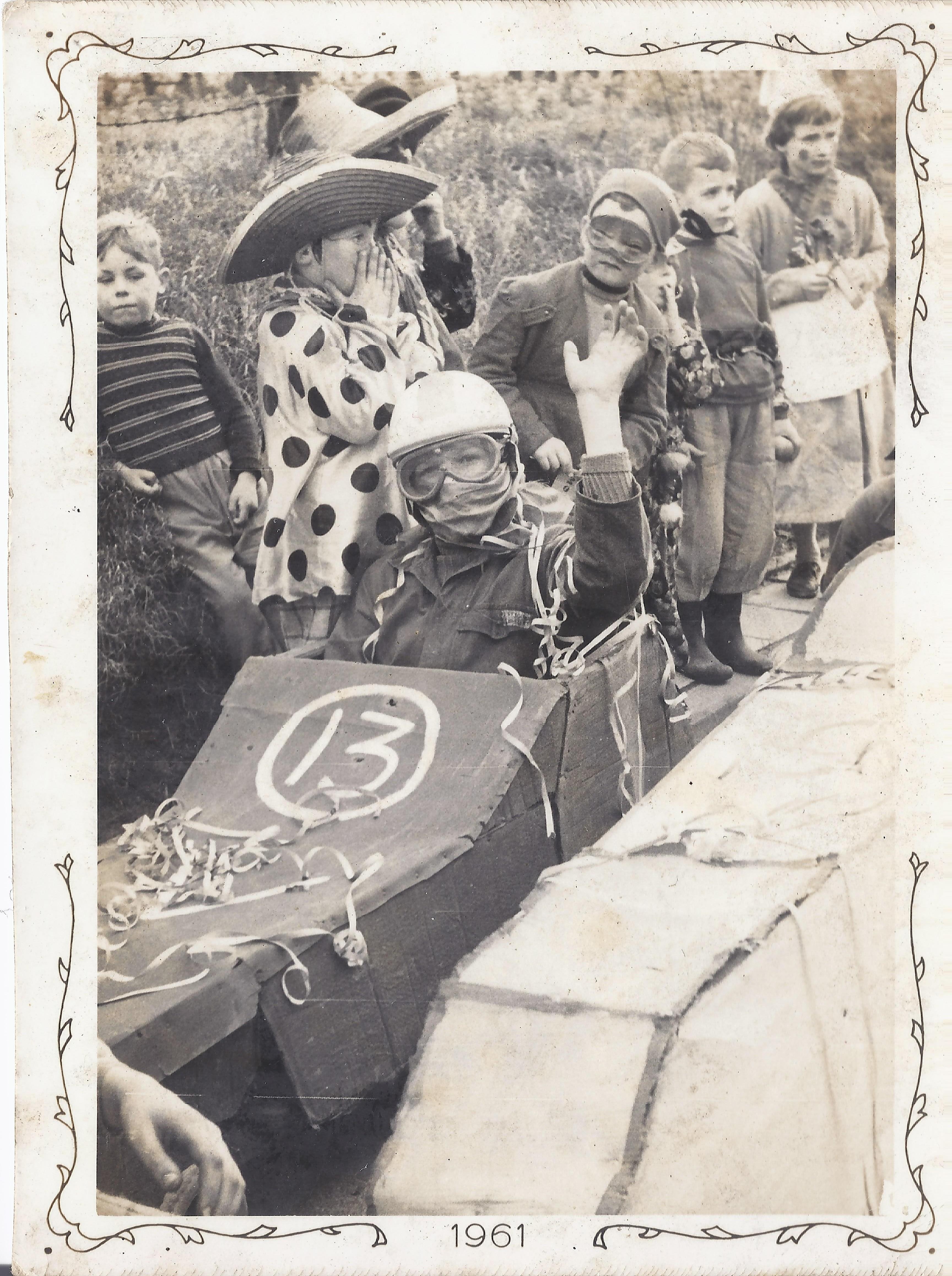 jo stevens carnaval 1961-1