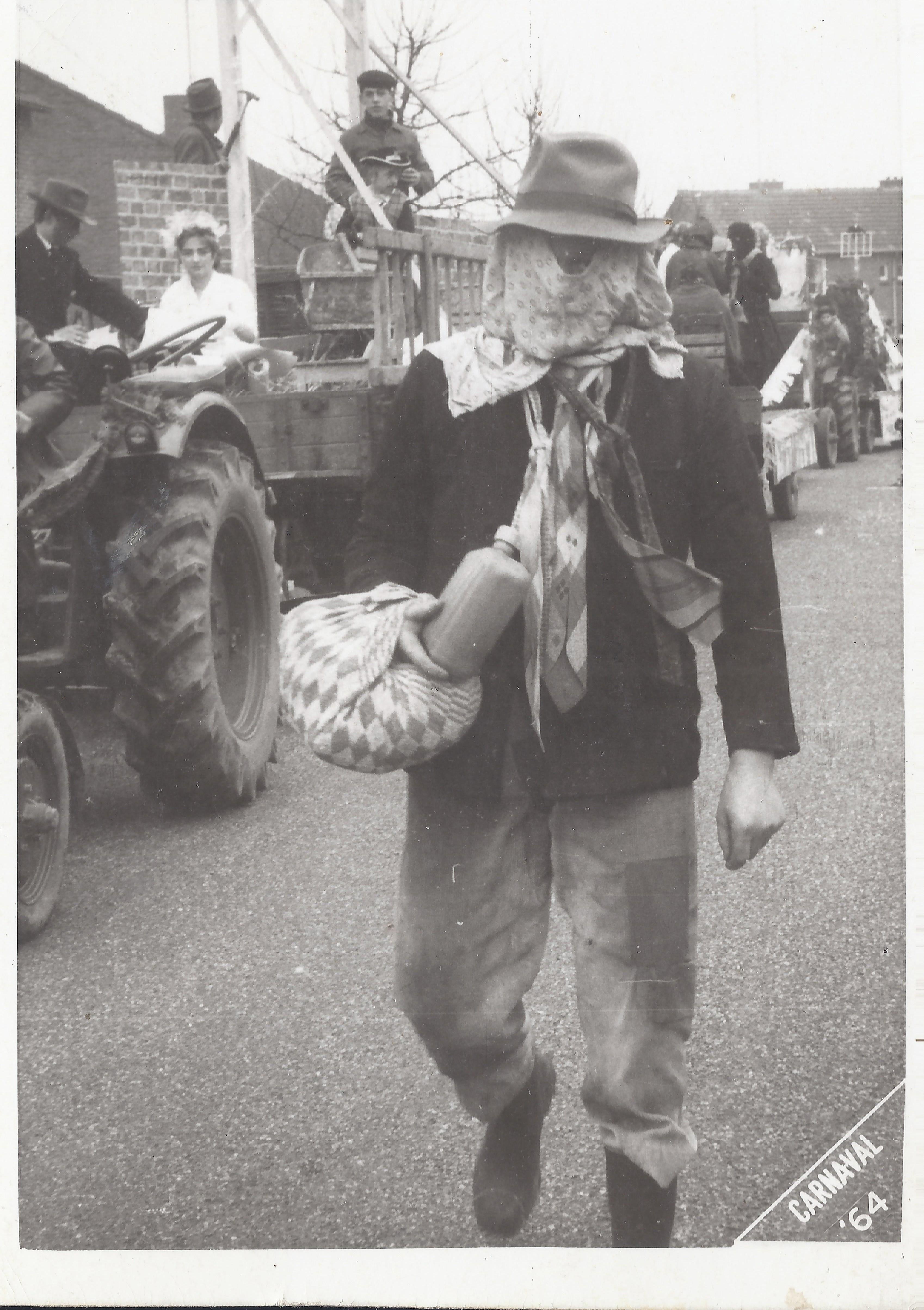 jo stevens carnaval 1964 (mart stevens)