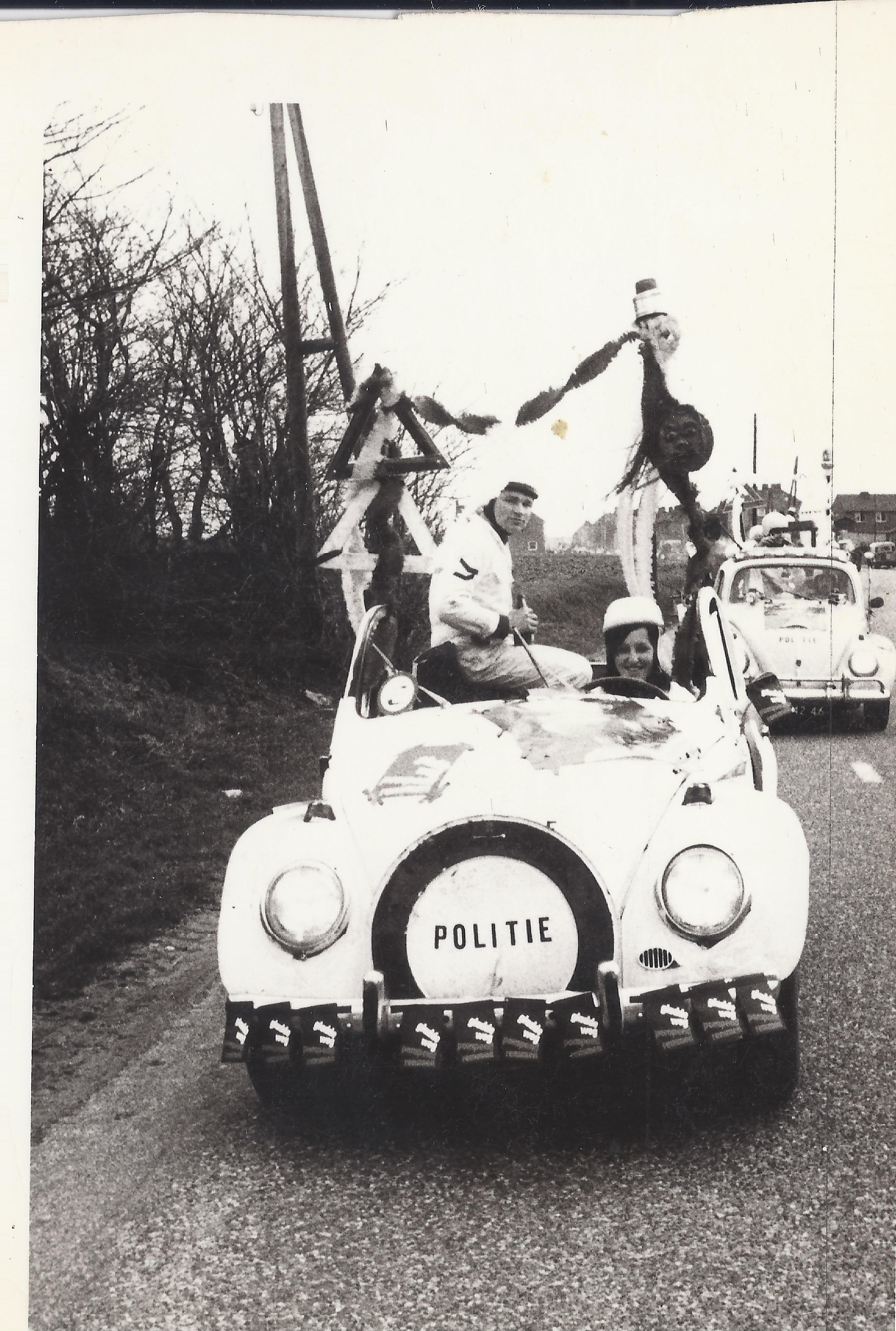 jo stevens carnaval 1970-1971 - 3