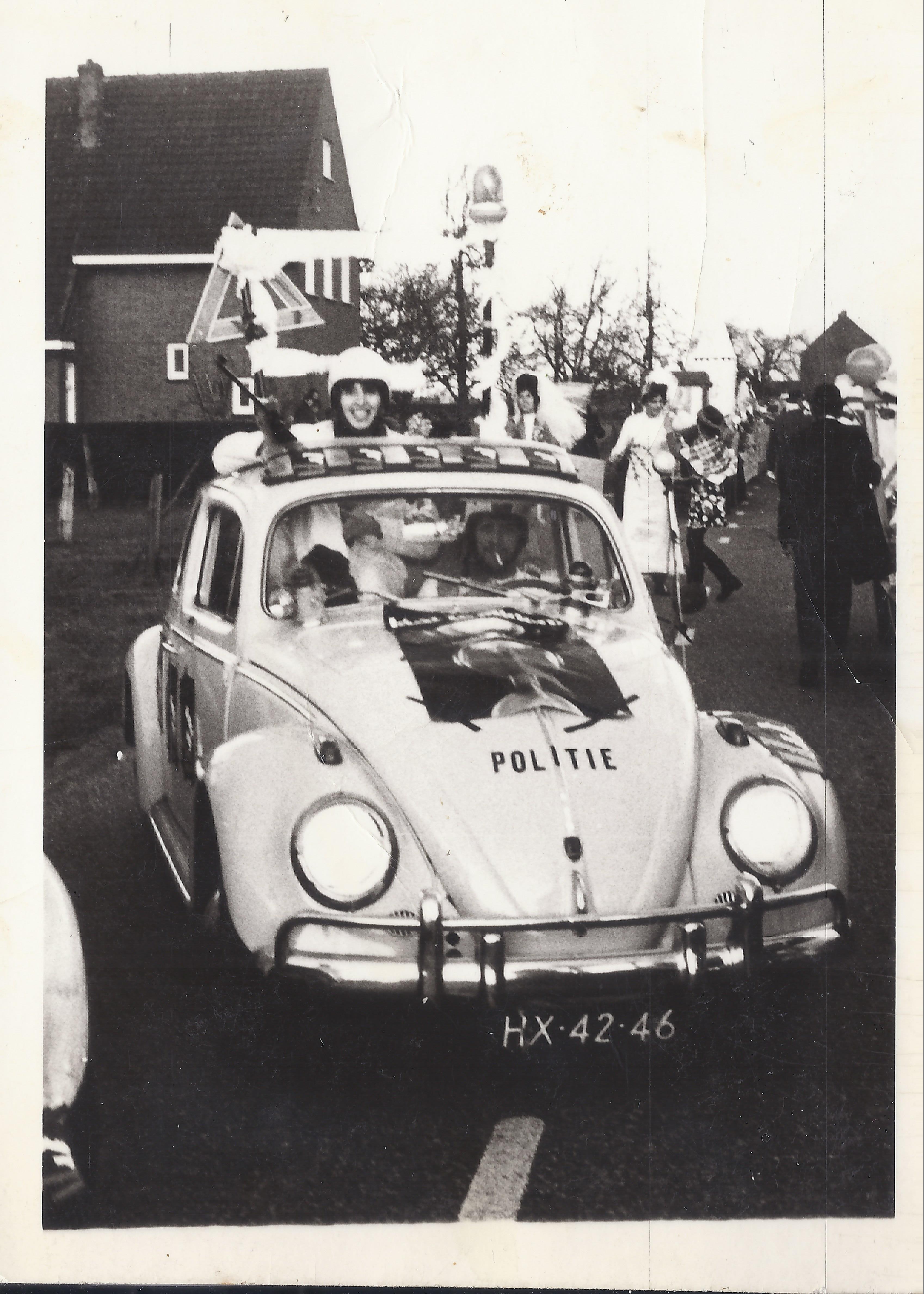 jo stevens carnaval 1970-1971