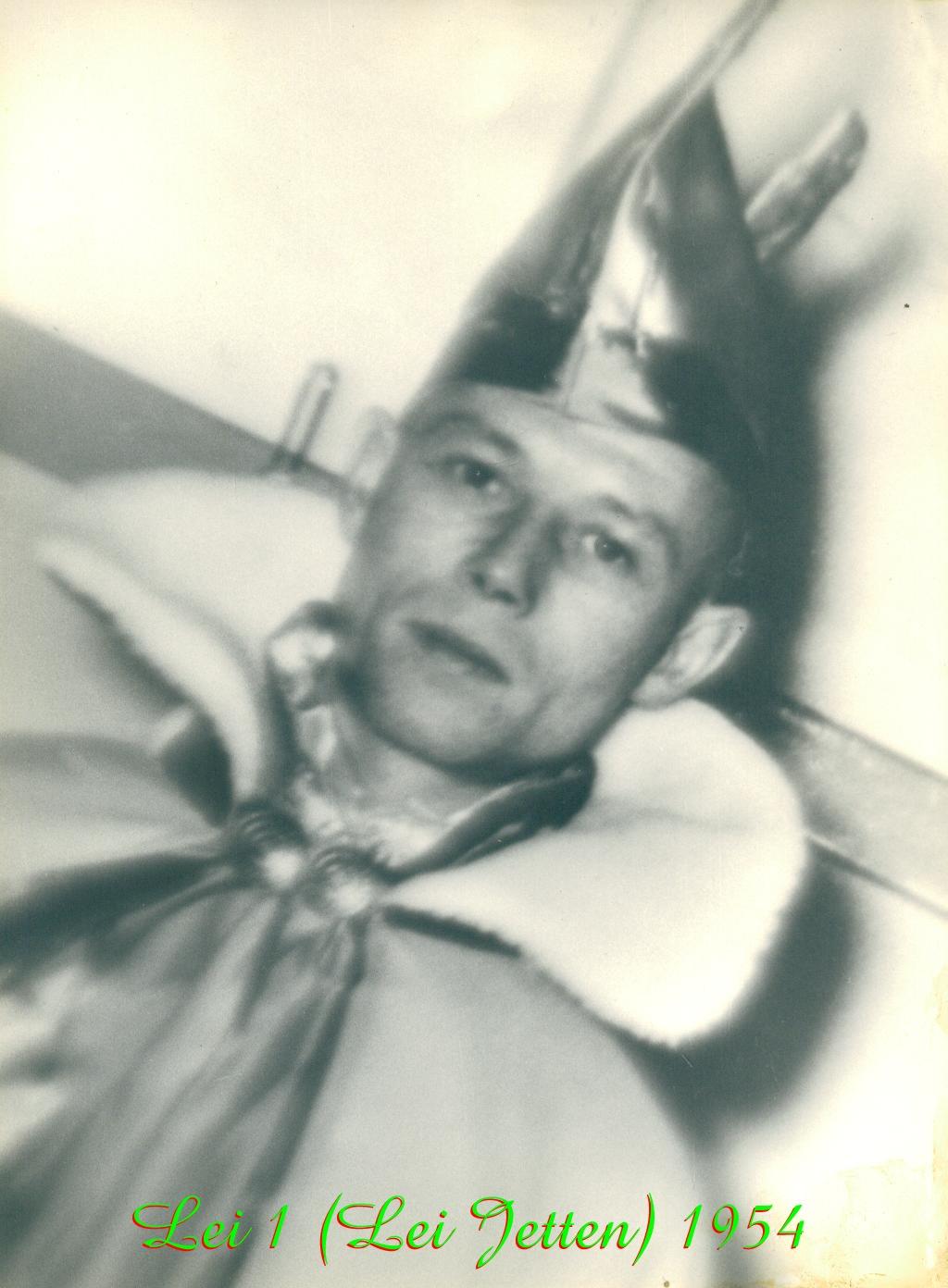 1954 Prins Lei (I) Jetten