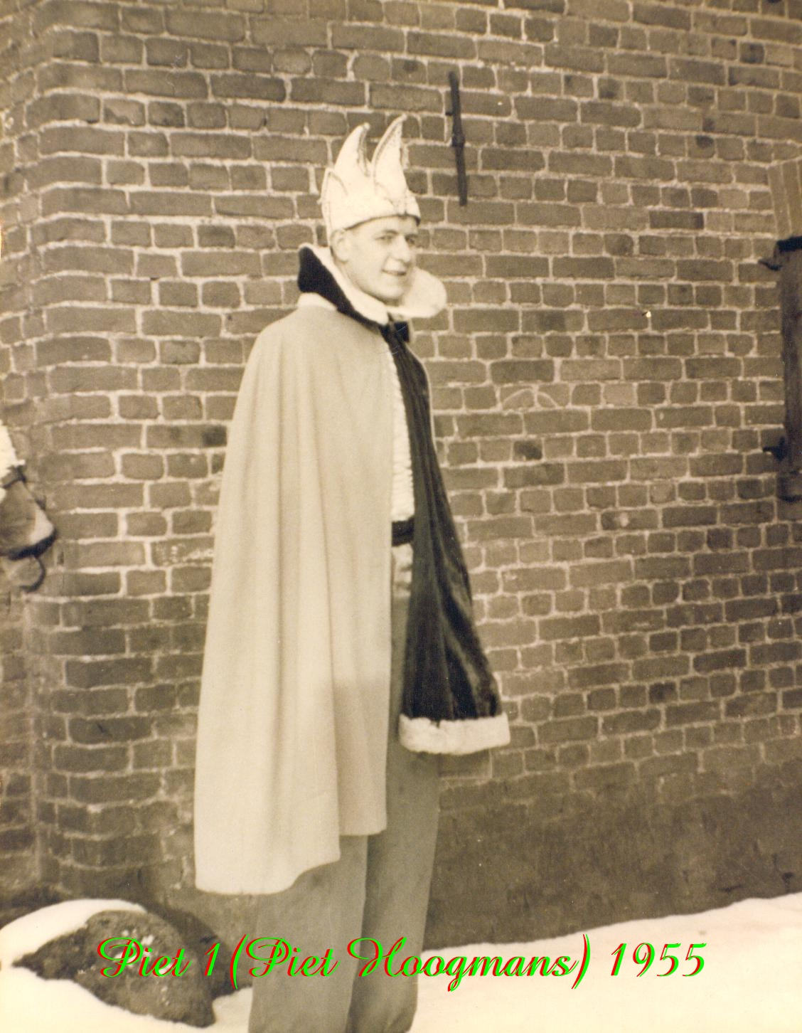 1955 Prins Piet (I) Hoogmans