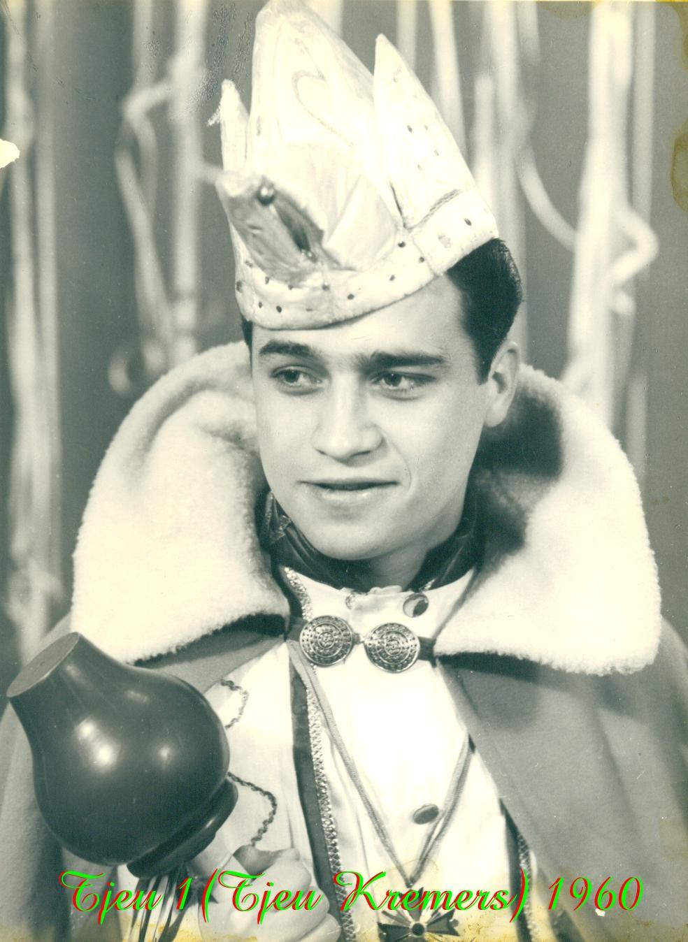 1960 Prins Thei (I) Kremer