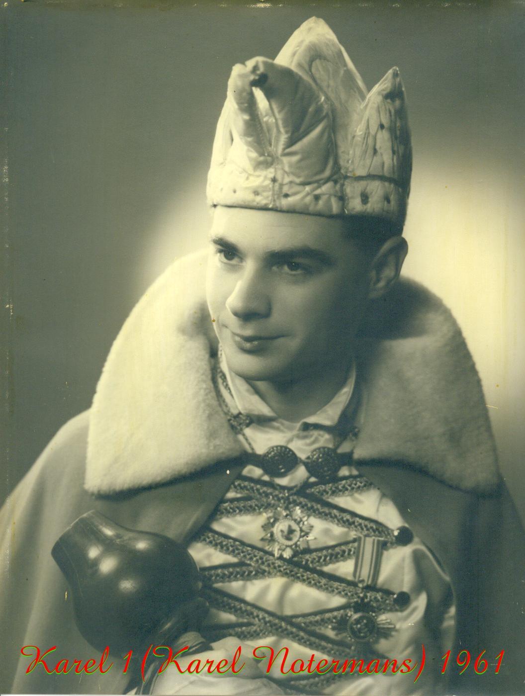 1961 Prins Karel (I) Notermans