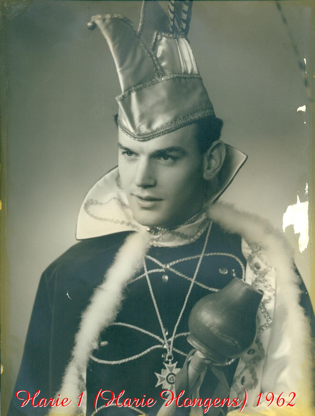 1962 Prins Harrie (I) Hongens