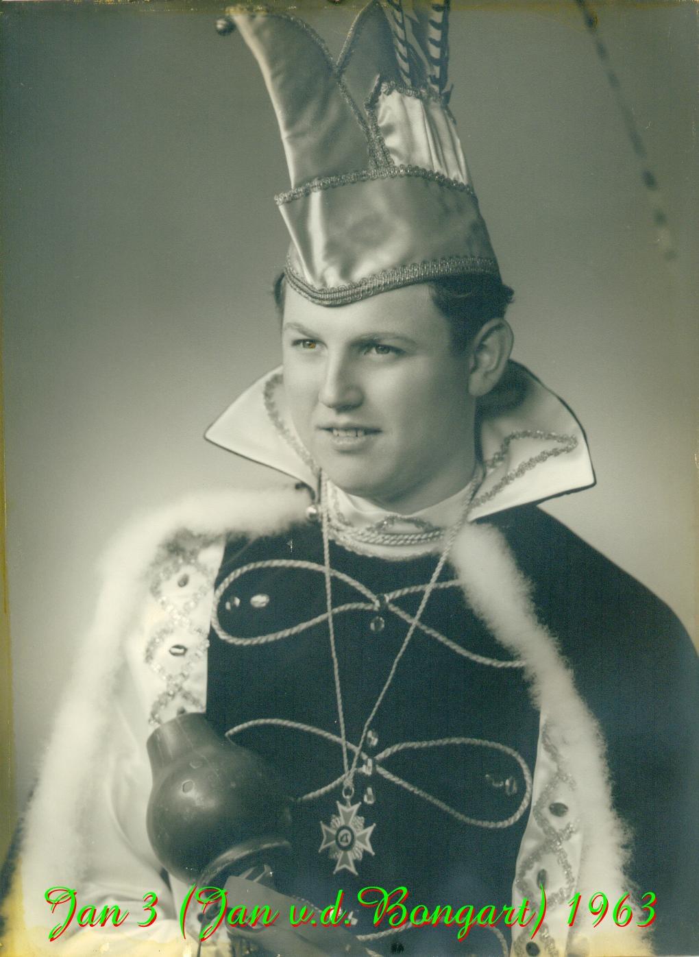 1963 Prins Jan (III) v.d. Bongart