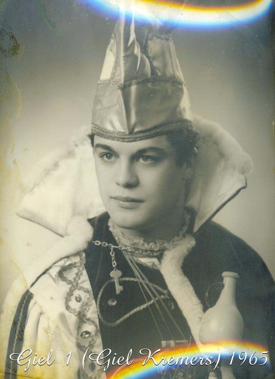 1965 Prins Giel (I) Kremer