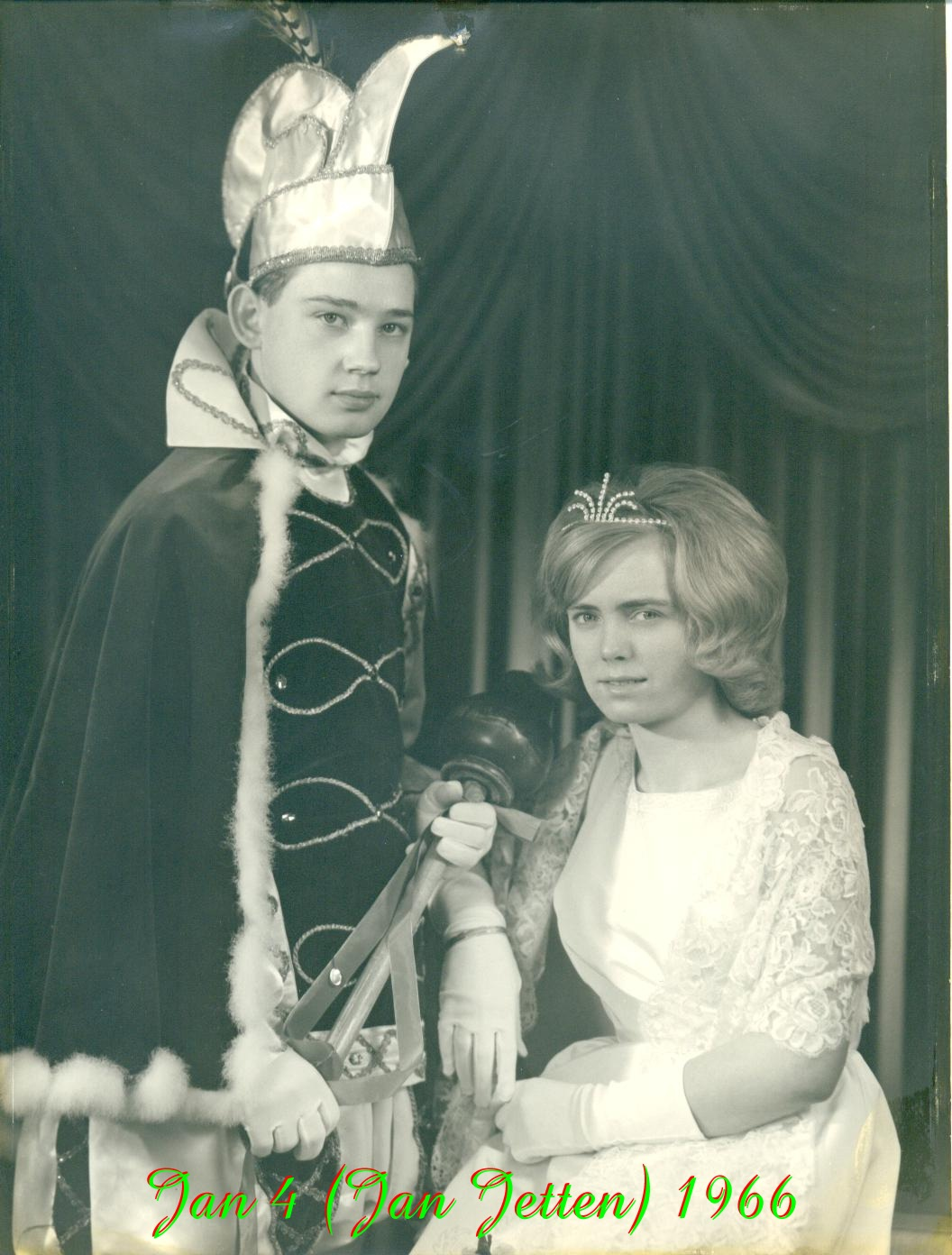 1966 Prins Jan (IV) Jetten