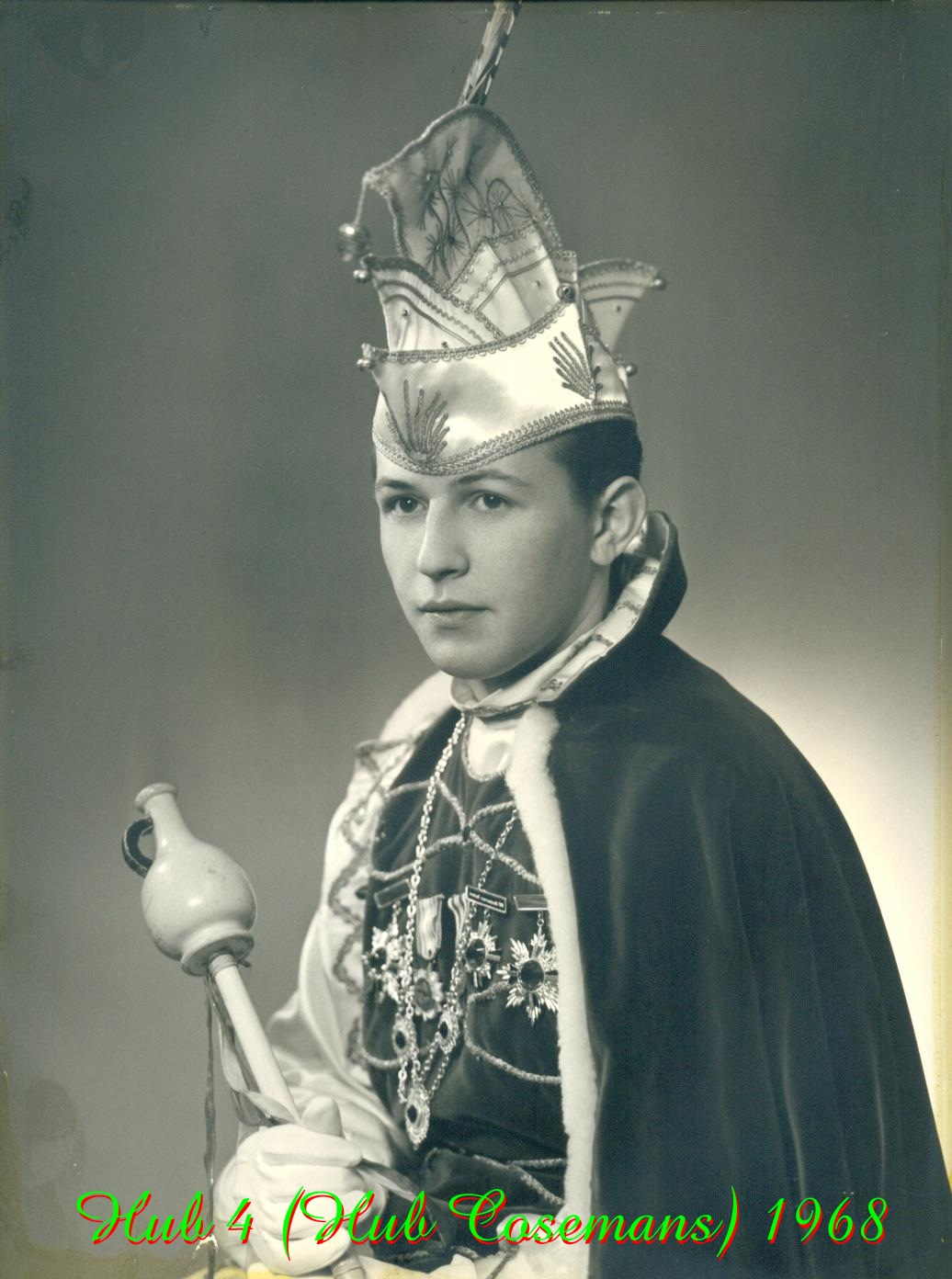 1968 Prins Hub (IV) Cosemans
