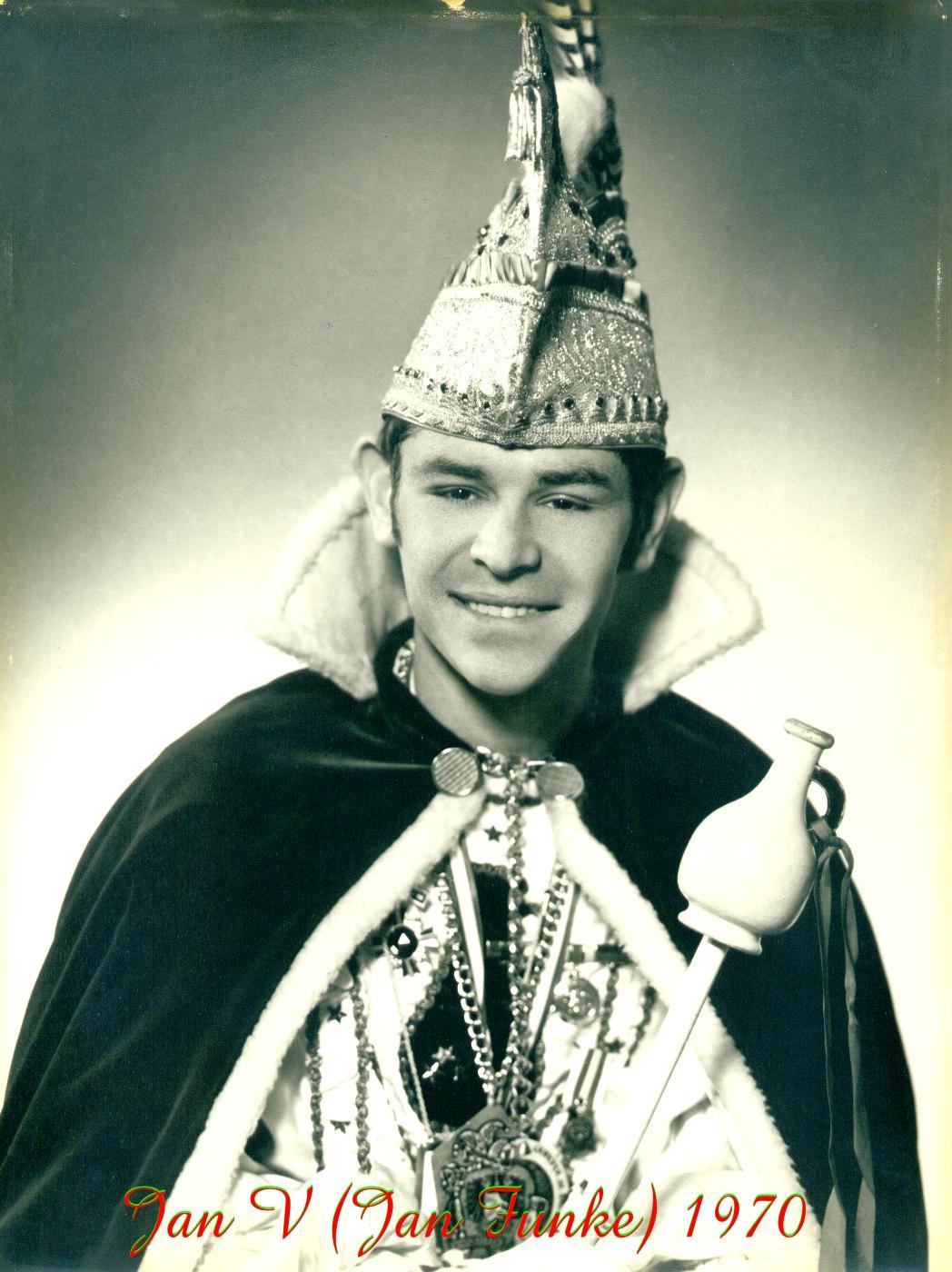 1970 Prins Jan (V) Funken