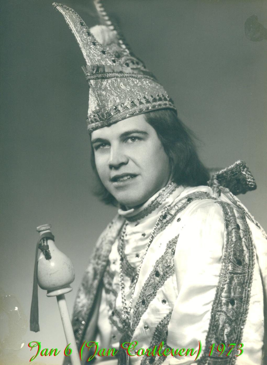 1973 Prins Jan (VI) Cortlever