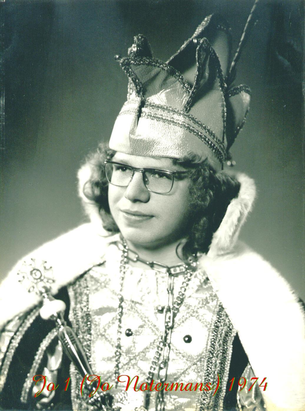 1974 Prins Jo (I) Notermans