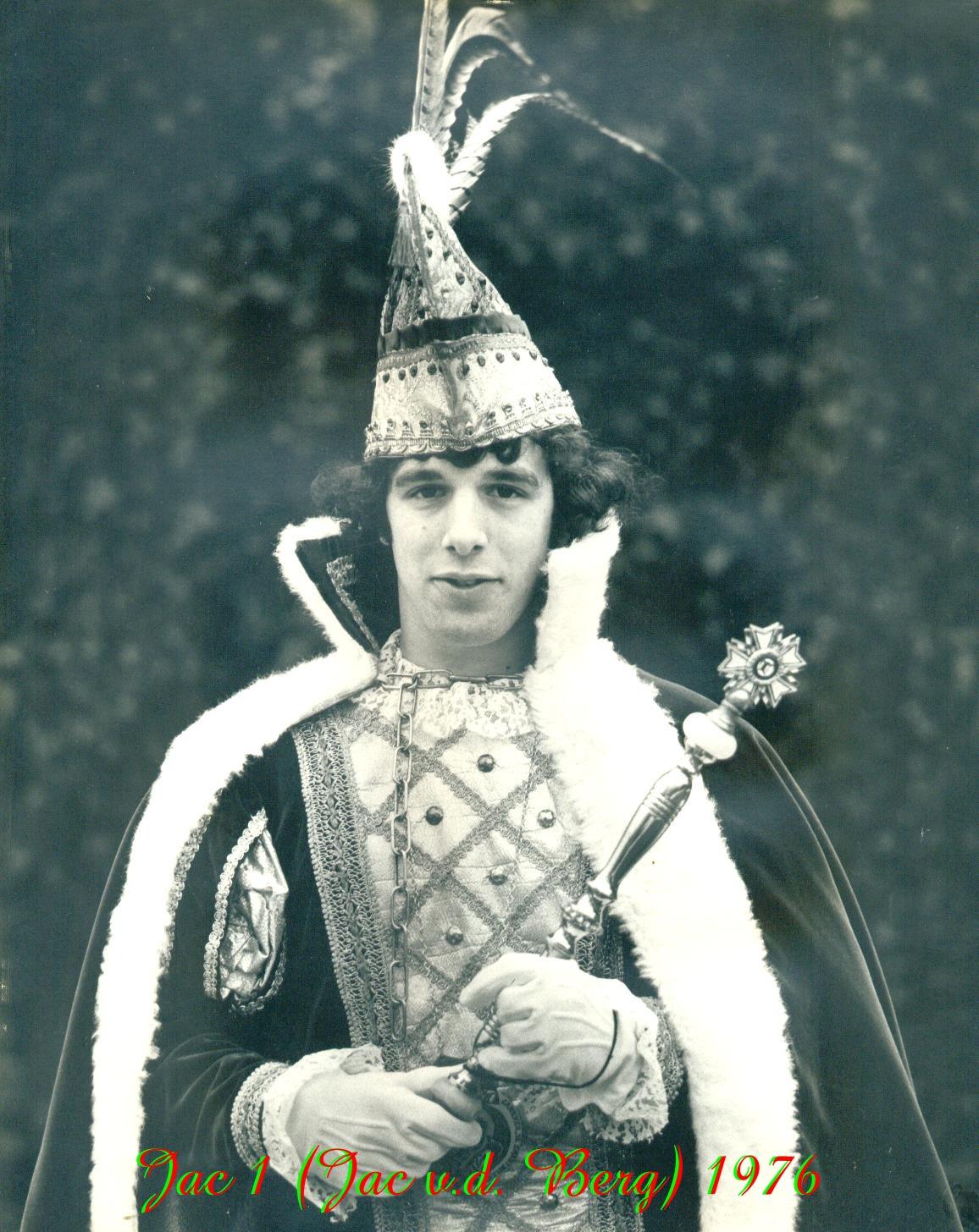 1975 Prins Jack (I) v.d. Berg