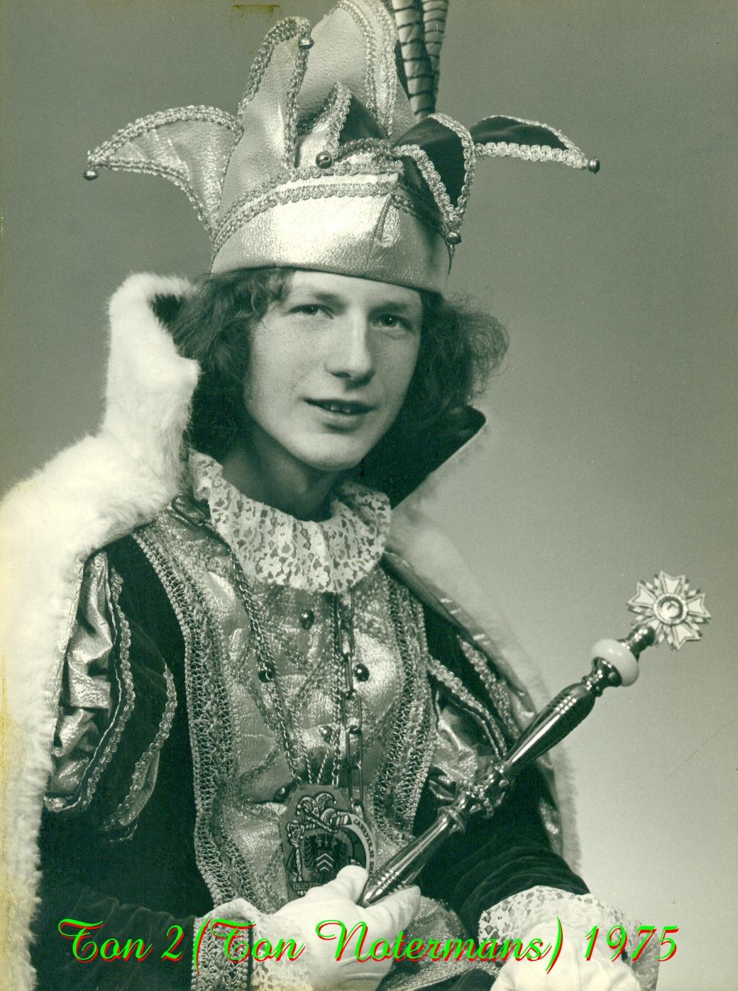 1976 Prins Ton (II) Notermans