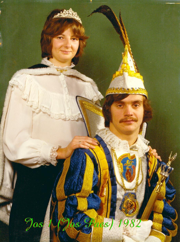 1982 Prins Jos (I) Paes
