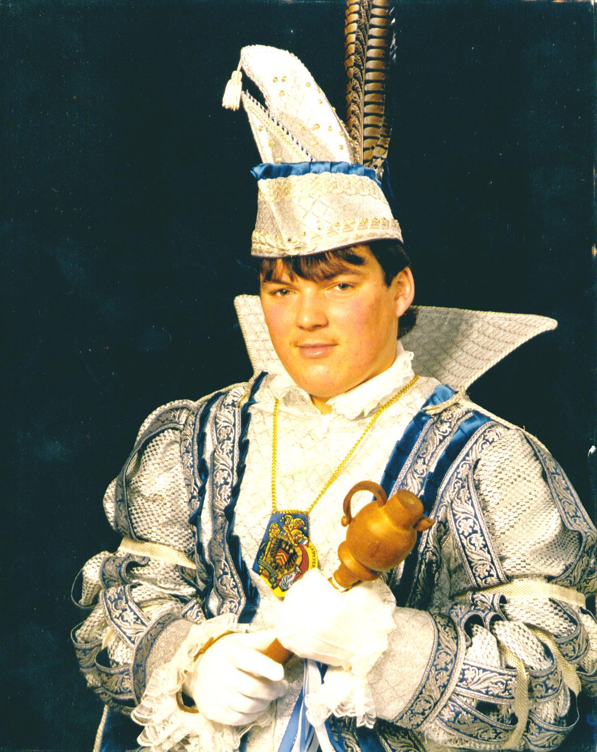 1984 Prins Ton (III) Heylighen