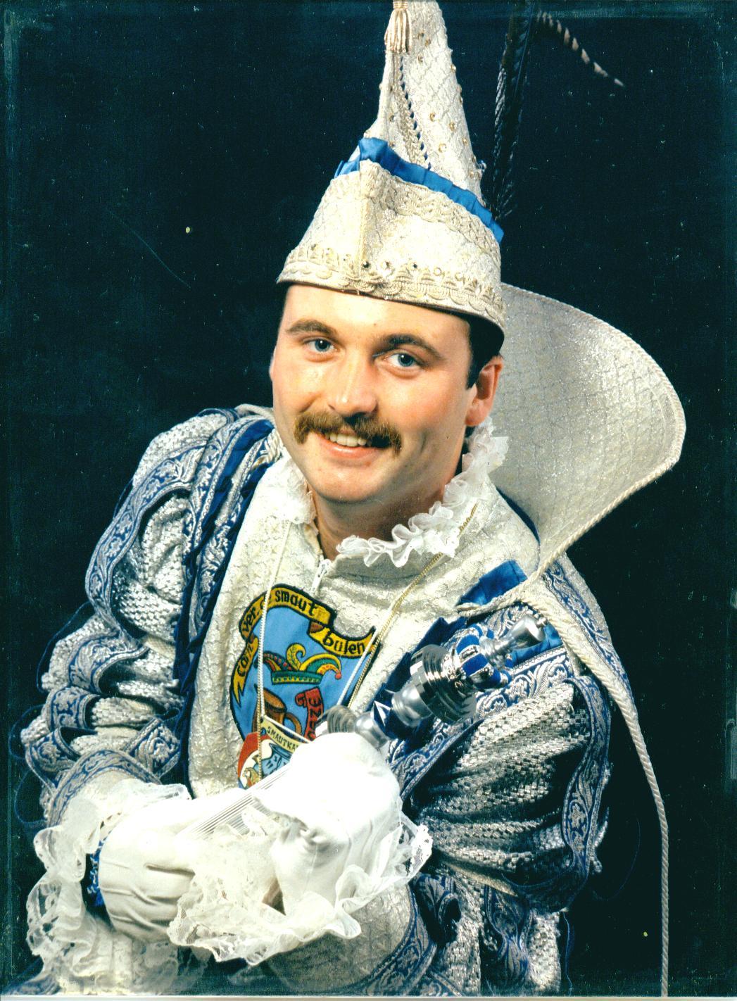 1985 Prins Niek (I) Lumens