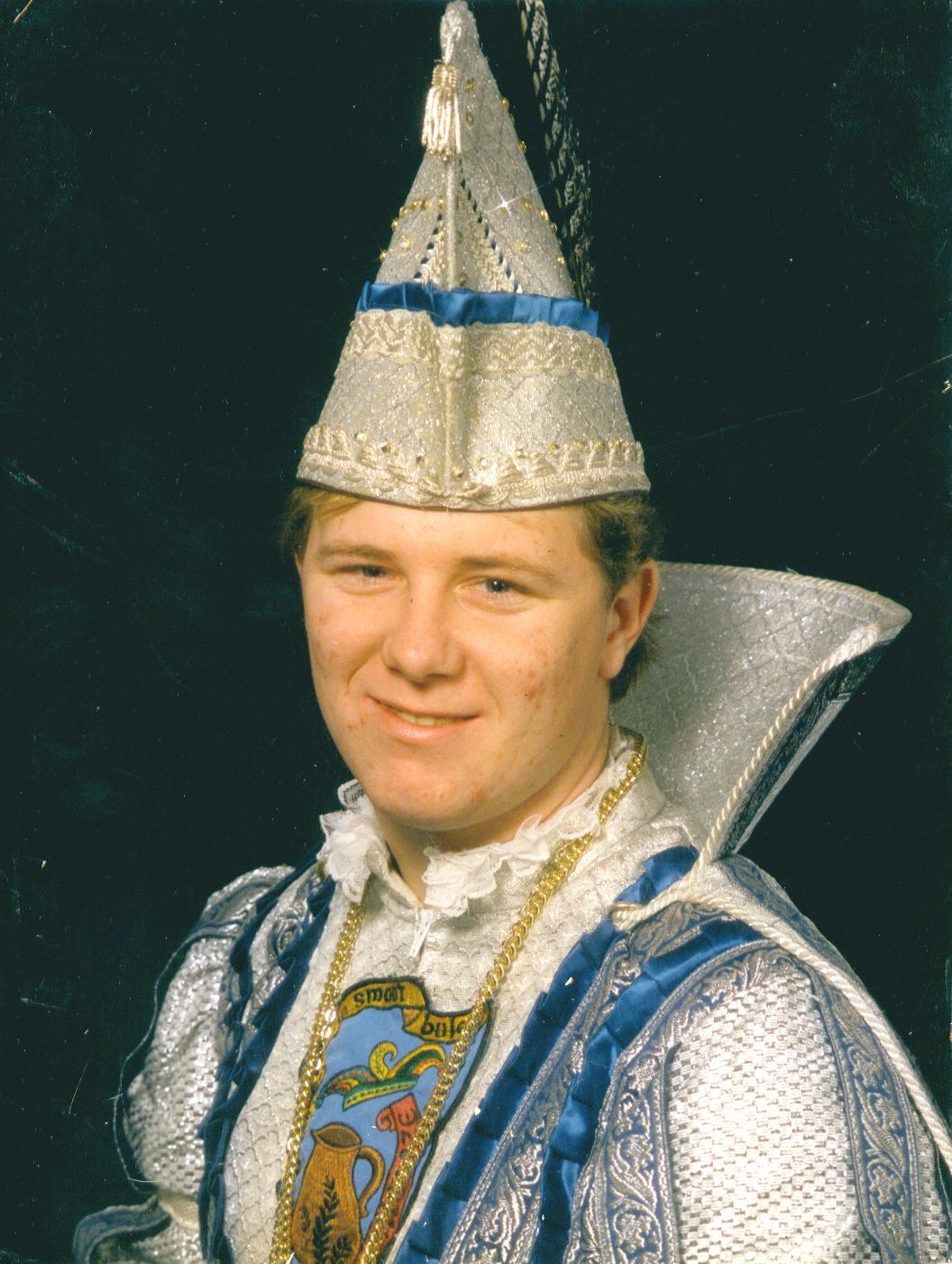 1986 Prins Jack (II) Arets
