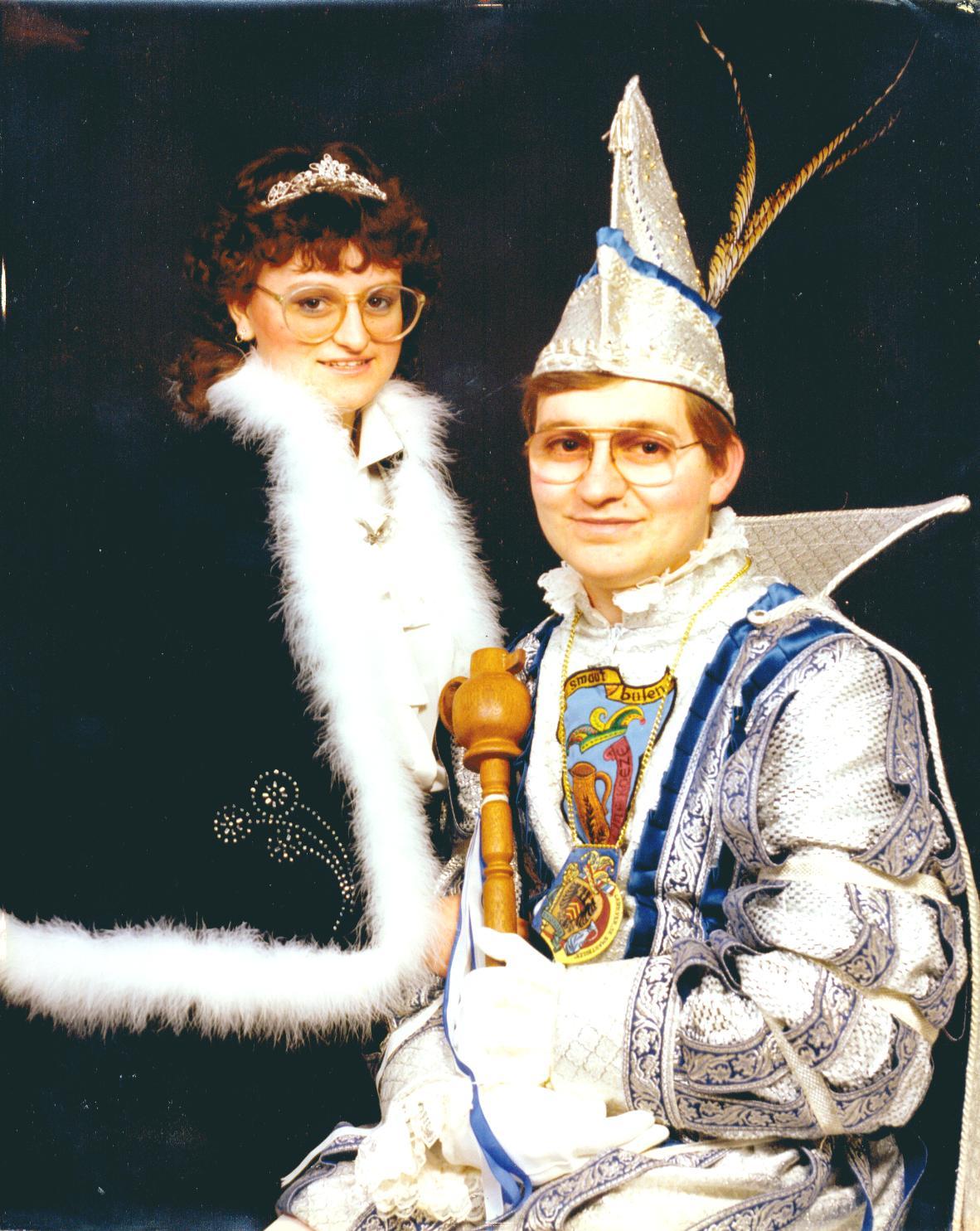 1987 Prins Jos (II) Hornesch
