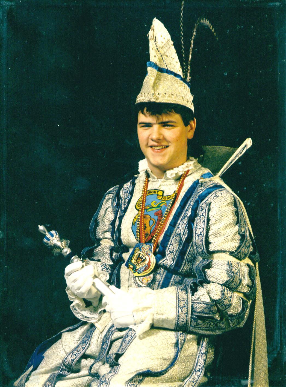 1988 Prins Lucien (I) Penders