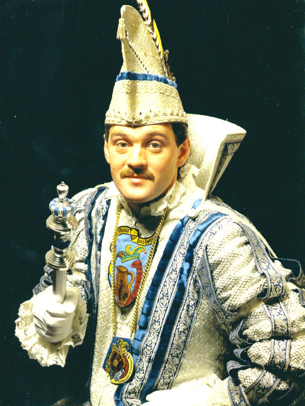 1989 Prins Jos (III) Meerts