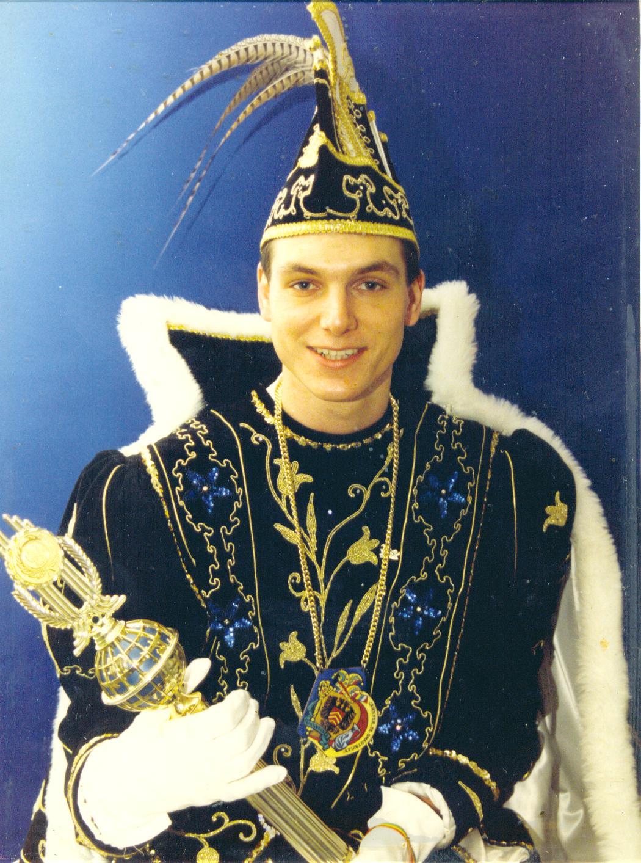 1992 Prins Bert (I) Vergossen