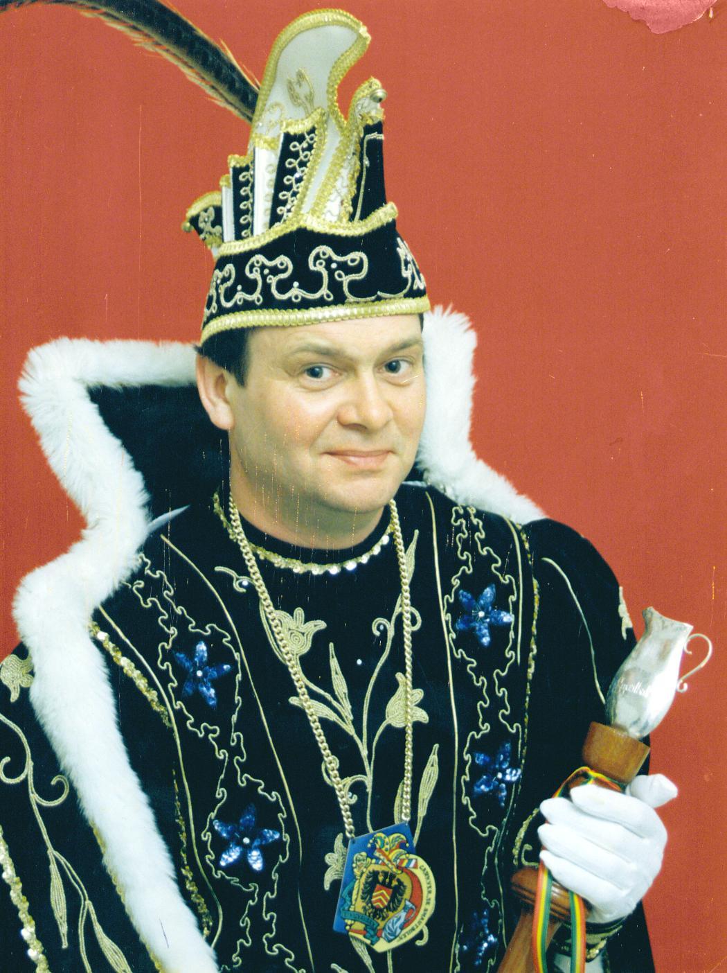 1993 Prins Jan (VII) Stoffels