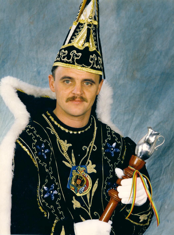 1994 Prins Peter (II) Schaeks