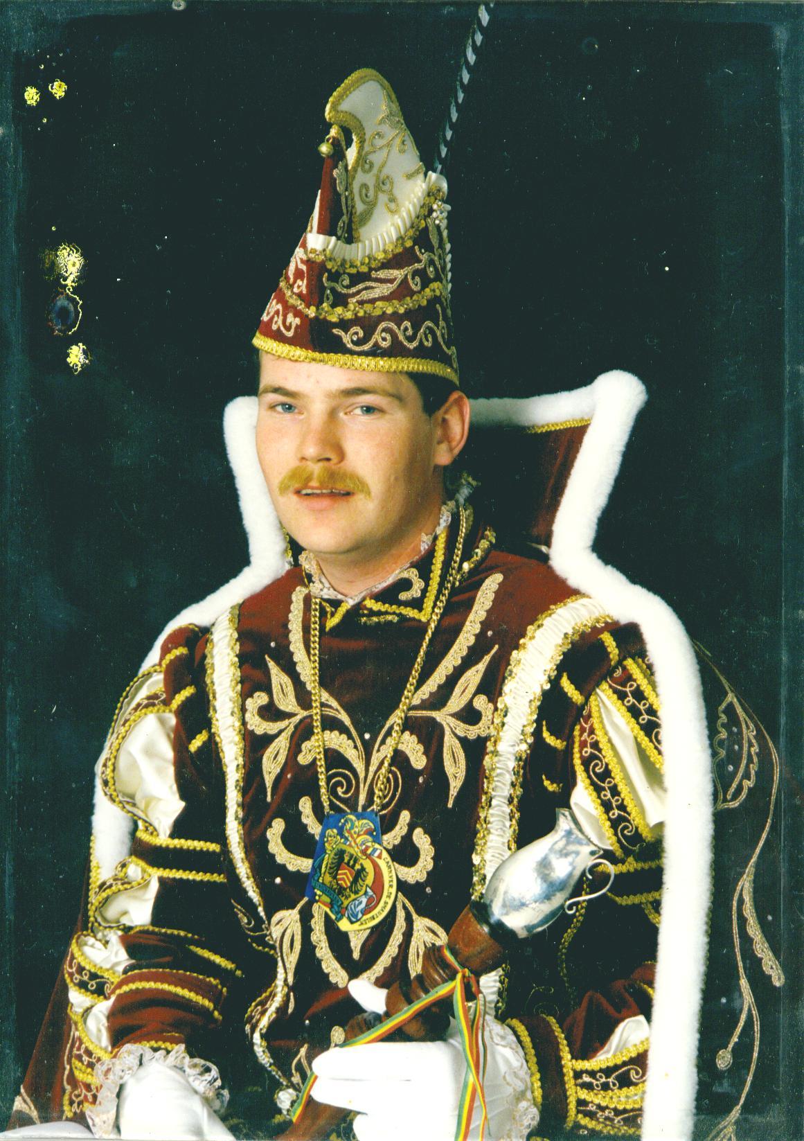 1995 Prins Hub (V) Spronken