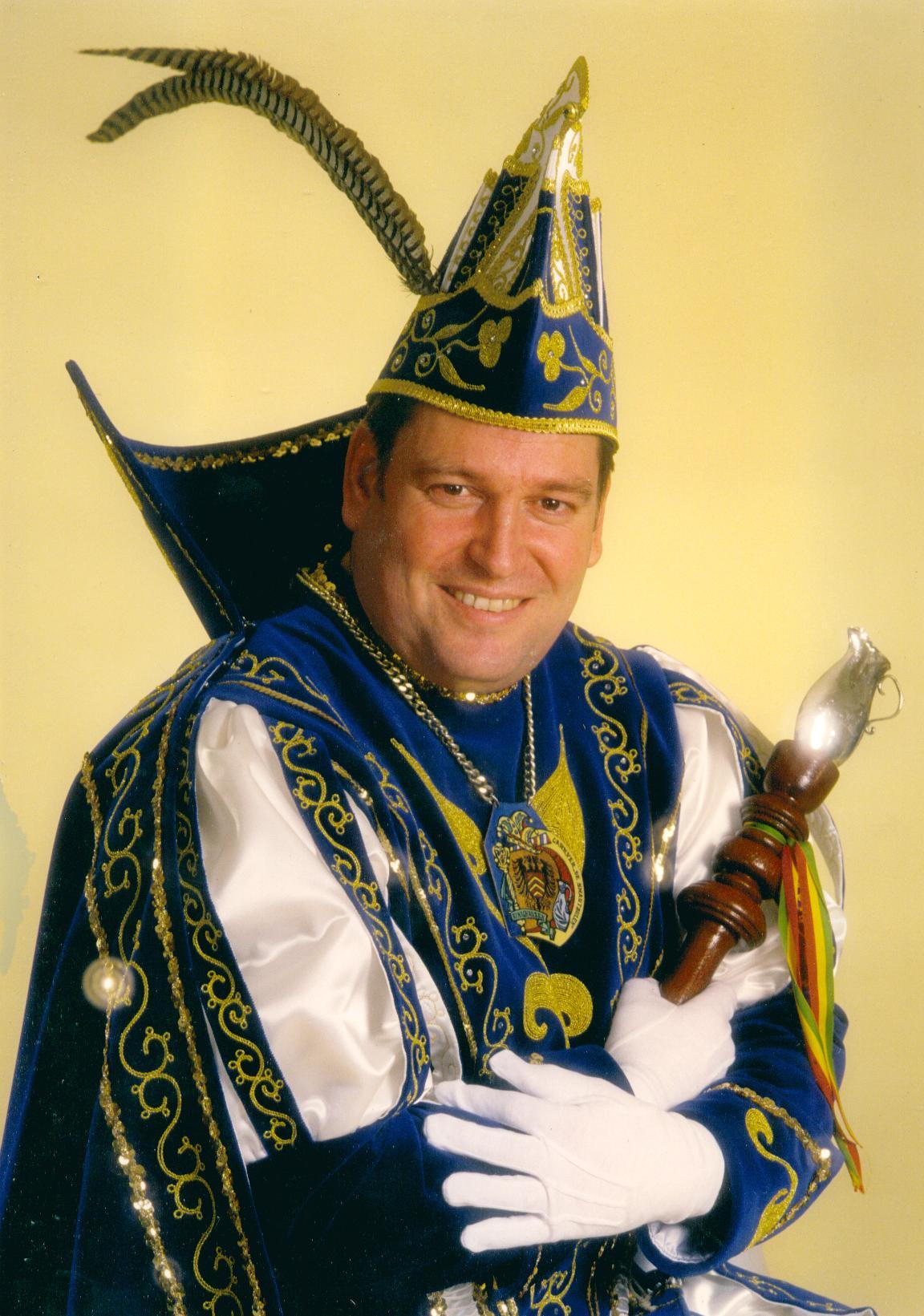 2001 Prins Jos (IV) Paumen