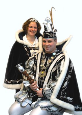 2006 Prins Arno (I) & Prinses Nicole Limpens