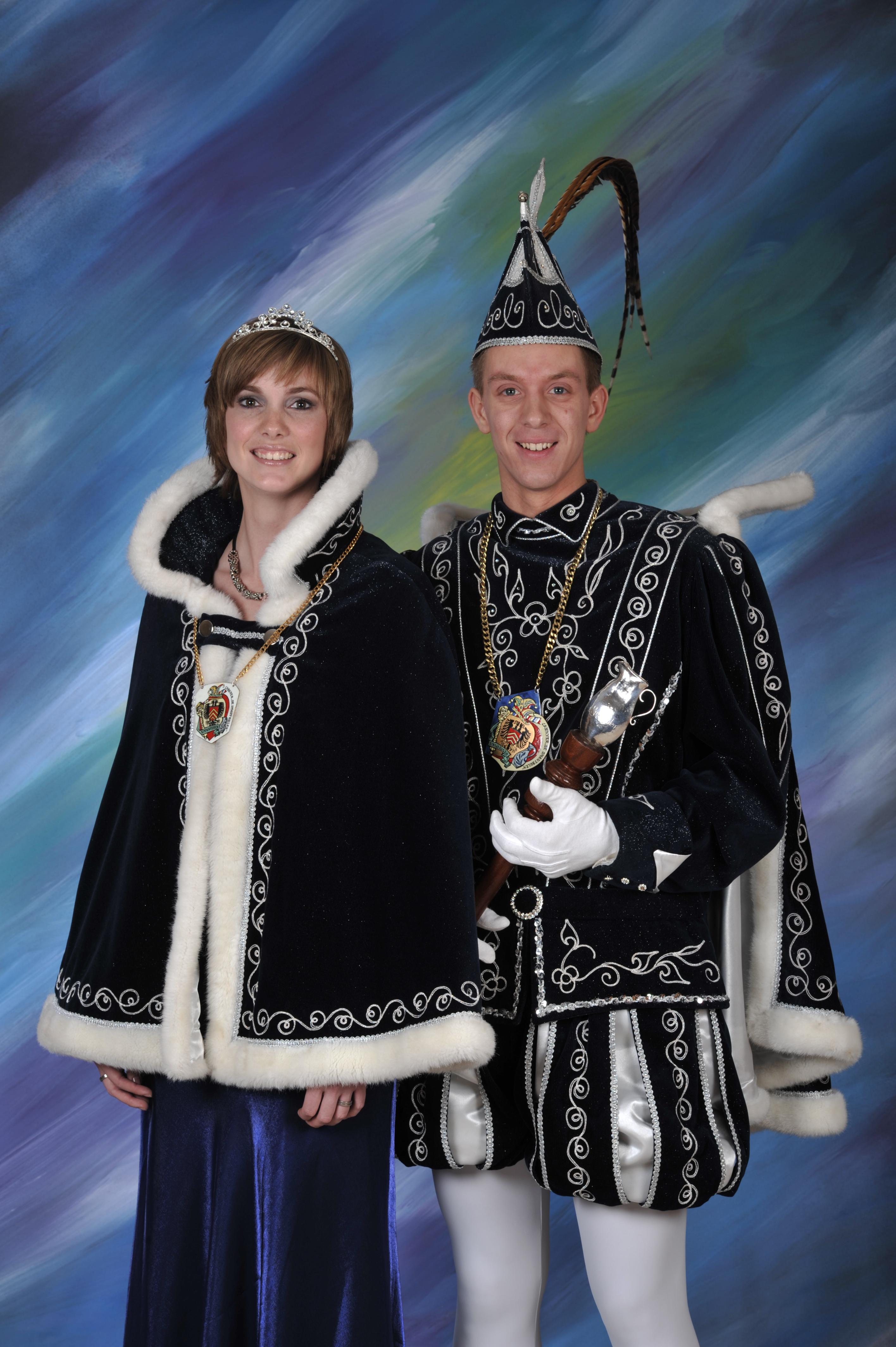 2009 Prins Tom (I) Dohmen & prinses Karen Bovendeerdt